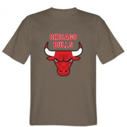 Футболка Chicago Bulls vol.2