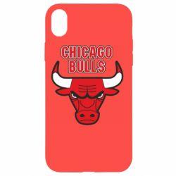 Чохол для iPhone XR Chicago Bulls vol.2