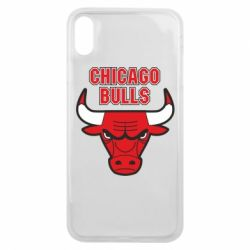 Чохол для iPhone Xs Max Chicago Bulls vol.2