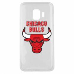 Чохол для Samsung J2 Core Chicago Bulls vol.2
