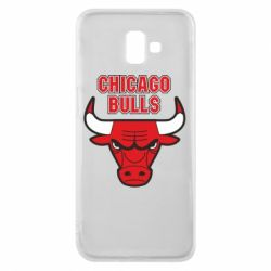 Чохол для Samsung J6 Plus 2018 Chicago Bulls vol.2