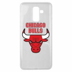 Чохол для Samsung J8 2018 Chicago Bulls vol.2