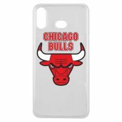 Чохол для Samsung A6s Chicago Bulls vol.2