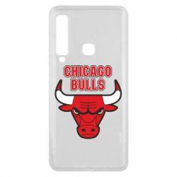 Чохол для Samsung A9 2018 Chicago Bulls vol.2