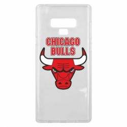 Чохол для Samsung Note 9 Chicago Bulls vol.2