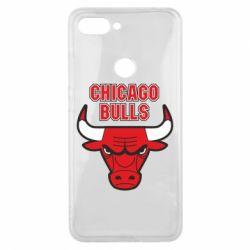 Чохол для Xiaomi Mi8 Lite Chicago Bulls vol.2