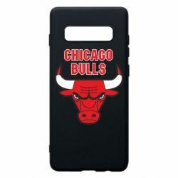 Чохол для Samsung S10+ Chicago Bulls vol.2