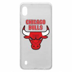 Чохол для Samsung A10 Chicago Bulls vol.2