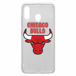 Чохол для Samsung A30 Chicago Bulls vol.2