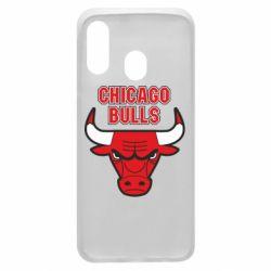 Чохол для Samsung A40 Chicago Bulls vol.2