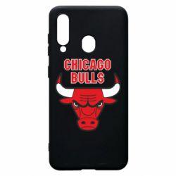 Чохол для Samsung A60 Chicago Bulls vol.2
