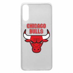 Чохол для Samsung A70 Chicago Bulls vol.2