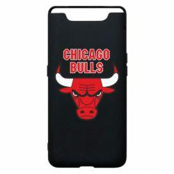 Чохол для Samsung A80 Chicago Bulls vol.2