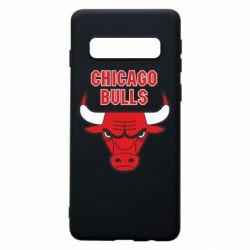 Чохол для Samsung S10 Chicago Bulls vol.2