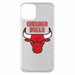 Чохол для iPhone 11 Chicago Bulls vol.2