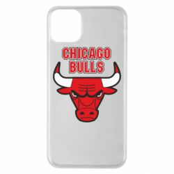 Чохол для iPhone 11 Pro Max Chicago Bulls vol.2