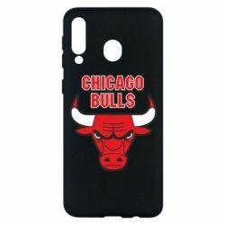 Чохол для Samsung M30 Chicago Bulls vol.2