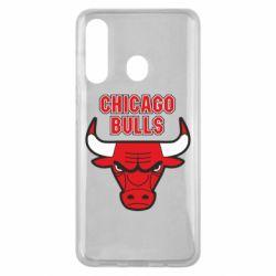 Чохол для Samsung M40 Chicago Bulls vol.2