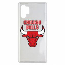 Чохол для Samsung Note 10 Plus Chicago Bulls vol.2