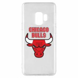 Чохол для Samsung S9 Chicago Bulls vol.2