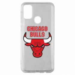 Чохол для Samsung M30s Chicago Bulls vol.2