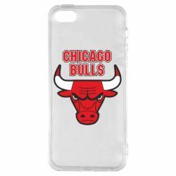 Чохол для iphone 5/5S/SE Chicago Bulls vol.2