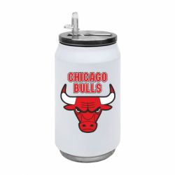 Термобанка 350ml Chicago Bulls vol.2