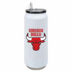 Термобанка 500ml Chicago Bulls vol.2