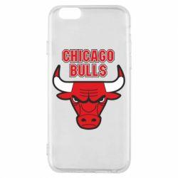 Чохол для iPhone 6/6S Chicago Bulls vol.2