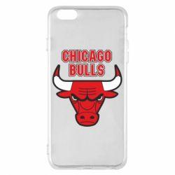 Чохол для iPhone 6 Plus/6S Plus Chicago Bulls vol.2