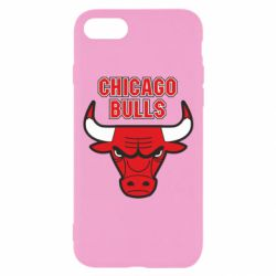 Чохол для iPhone 7 Chicago Bulls vol.2