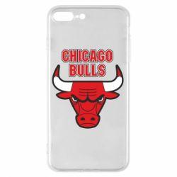 Чохол для iPhone 7 Plus Chicago Bulls vol.2