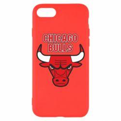 Чохол для iPhone 8 Chicago Bulls vol.2