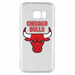 Чохол для Samsung S7 Chicago Bulls vol.2