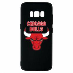Чохол для Samsung S8 Chicago Bulls vol.2