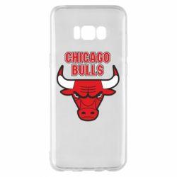 Чохол для Samsung S8+ Chicago Bulls vol.2