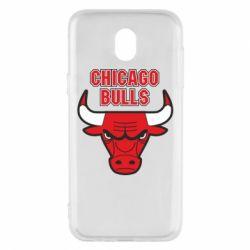 Чохол для Samsung J5 2017 Chicago Bulls vol.2