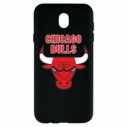 Чохол для Samsung J7 2017 Chicago Bulls vol.2