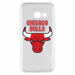 Чохол для Samsung A3 2017 Chicago Bulls vol.2