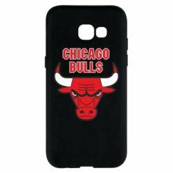 Чохол для Samsung A5 2017 Chicago Bulls vol.2