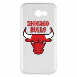 Чохол для Samsung A7 2017 Chicago Bulls vol.2