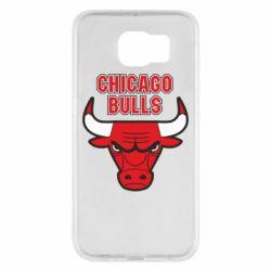 Чохол для Samsung S6 Chicago Bulls vol.2