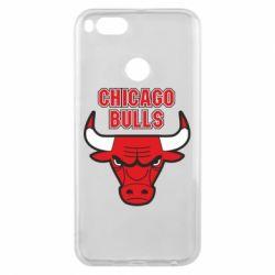 Чохол для Xiaomi Mi A1 Chicago Bulls vol.2