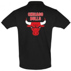 Футболка Поло Chicago Bulls vol.2