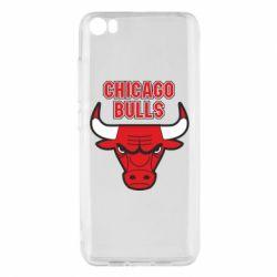Чохол для Xiaomi Mi5/Mi5 Pro Chicago Bulls vol.2