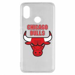 Чохол для Xiaomi Mi8 Chicago Bulls vol.2