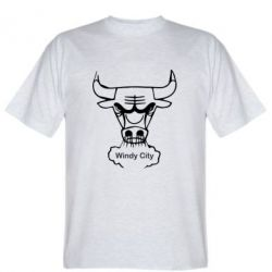 Футболка Chicago Bulls Windy City