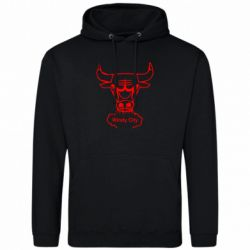 Толстовка Chicago Bulls Windy City