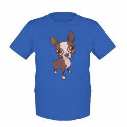 Детская футболка Чихуахуа