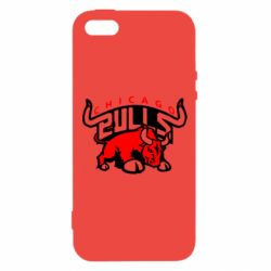 Чохол для iphone 5/5S/SE Чикаго Буллз